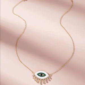 Jewelry - 💚Evil eye charm necklace 💚